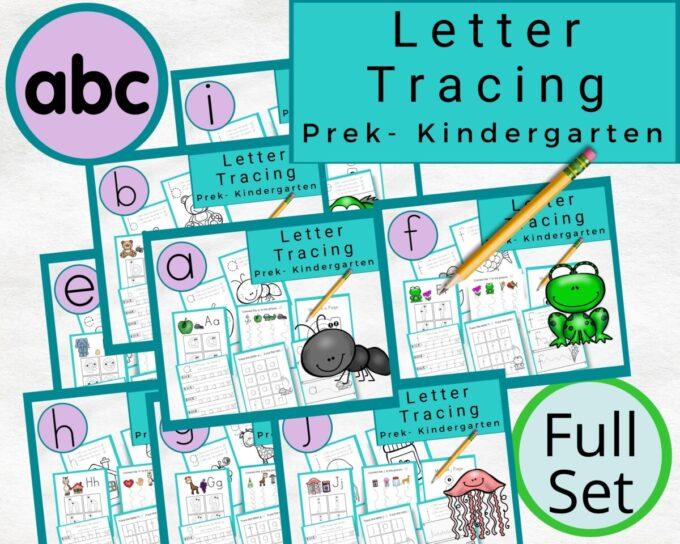 buy tracing worksheets