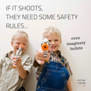 #boys #toyguns #safety