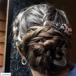 #hairupdo #braids #homeschool