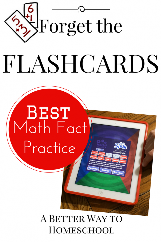 Best Math Fact Practice App