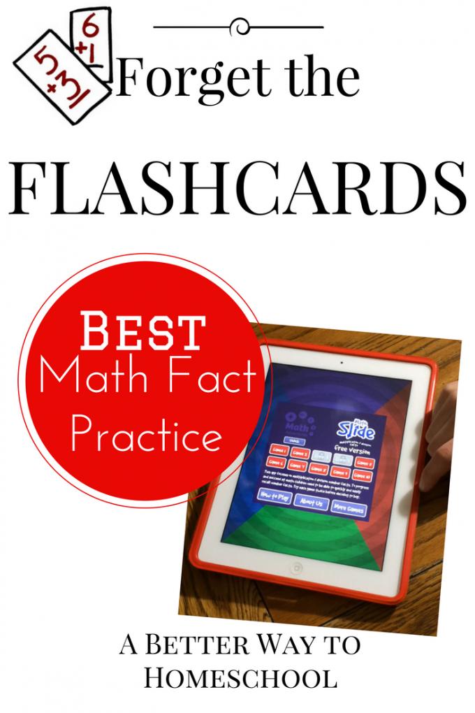 Best Math Fact Practice App