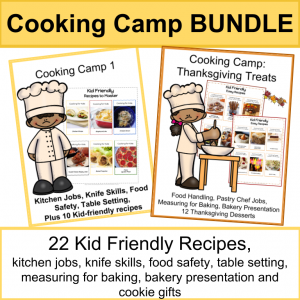 Cooking Camp Bundle (7)