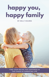 Happy You, Happy Family: A Parenting Book Worth its Weight in Gold
