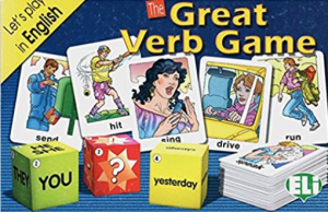 Verb Activity for Kids