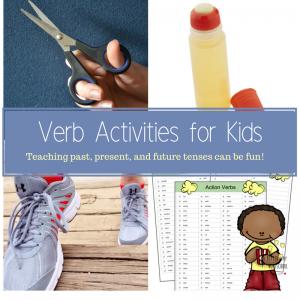 #verbcraft #Verbactivities #pastpresentandfuturetense activities