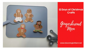 gingerbread men craft