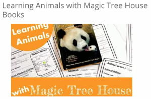 free homeschool lesson about animals