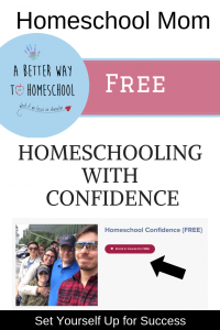 how to homeschool your kids even if you don't know where to begin!