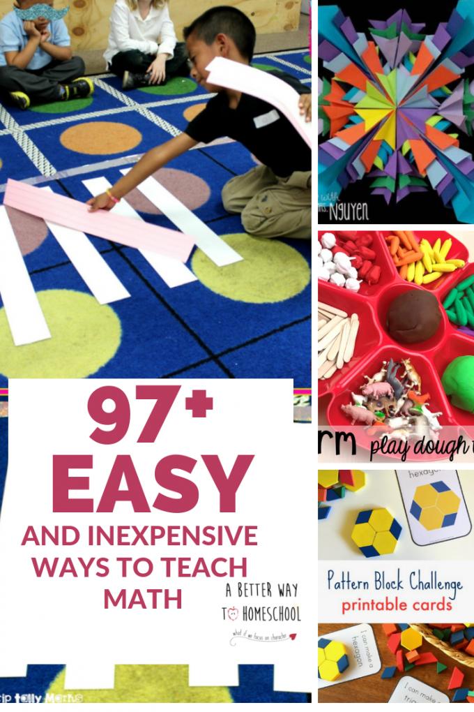 Teaching math to kids