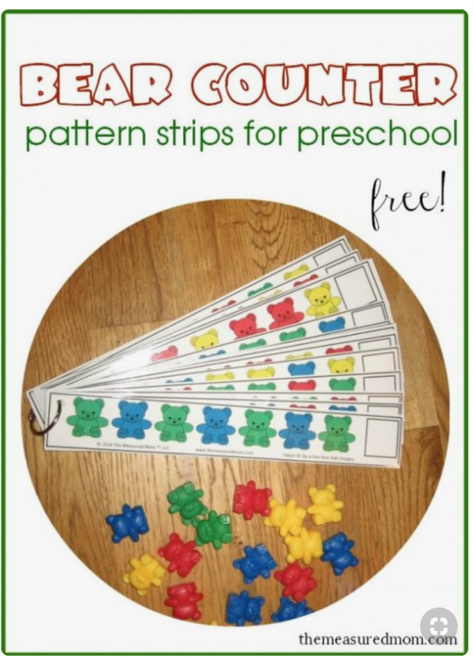 Teach Patterning for kids