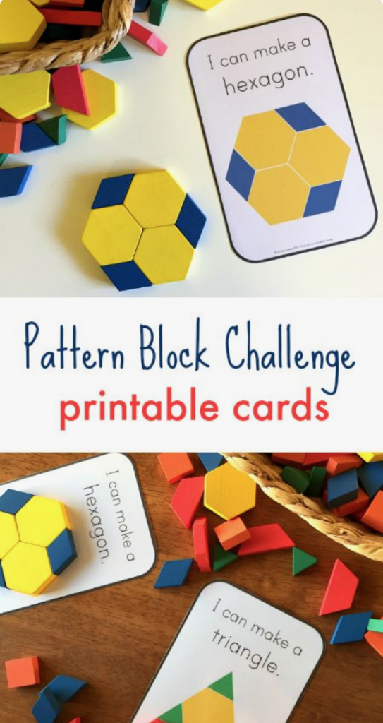 Hands on Patterning for kids
