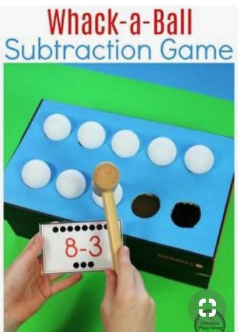 Teach subtraction