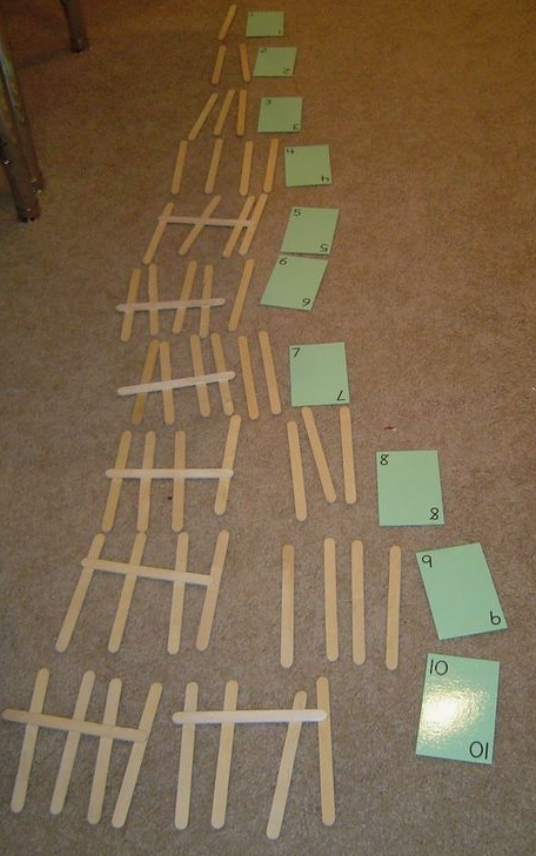 Tally Marks for Kids