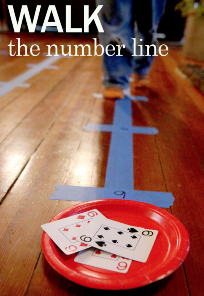 Teach number Lines