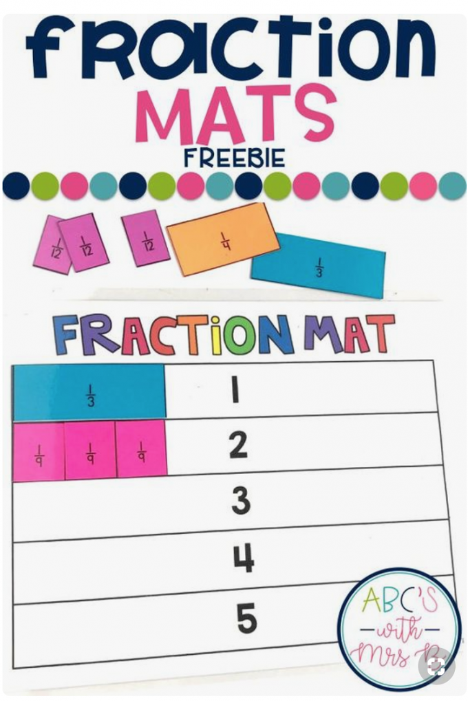 Teach Fractions Hands-on