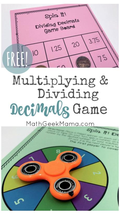 Learn decimals