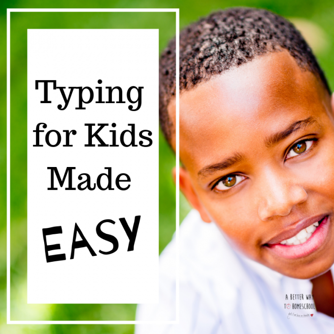 typing for kids