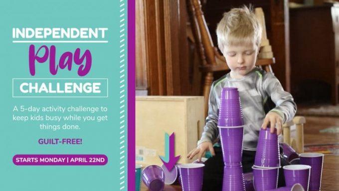 Easy preschool craft and activities