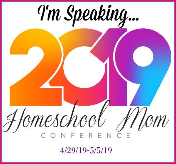 homeschool moms conference 2019