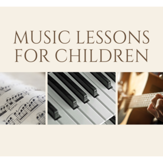 music lessons for children