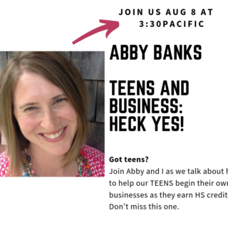 teens and business