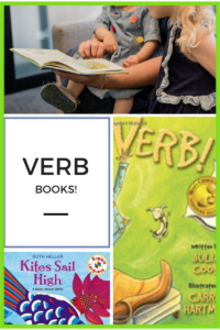books about verbs