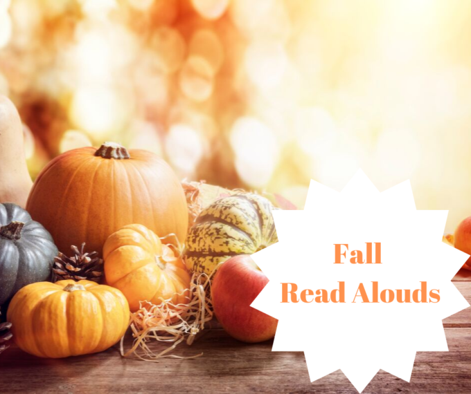 fall read alouds