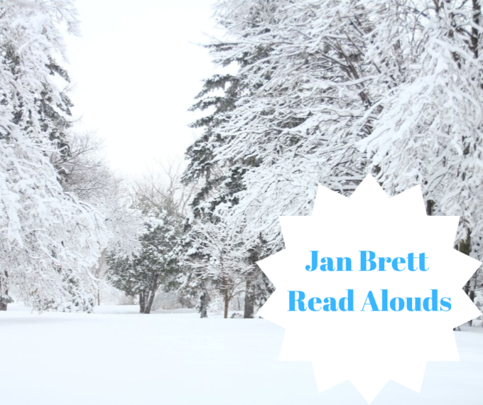 Jan Brett read aloud