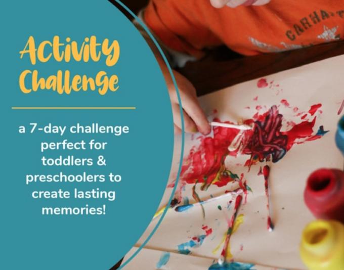 educational toddler activities