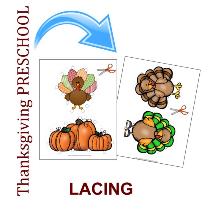 Thanksgiving for preschool