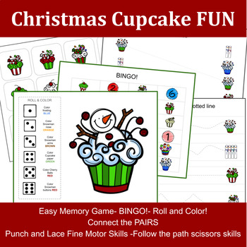 Christmas worksheets kindergarten