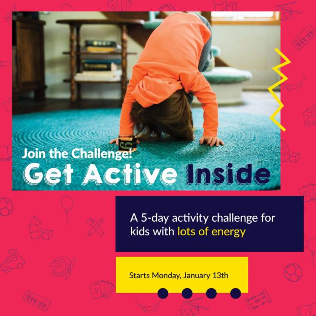 Get Active  Inside Challenge