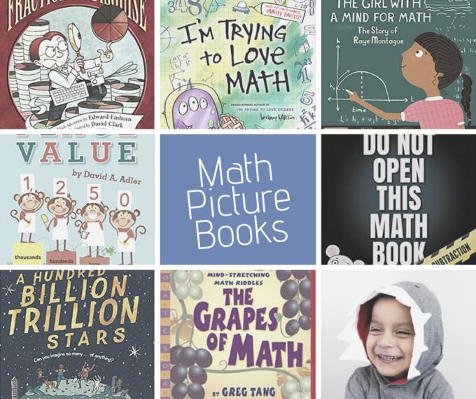 math picture books