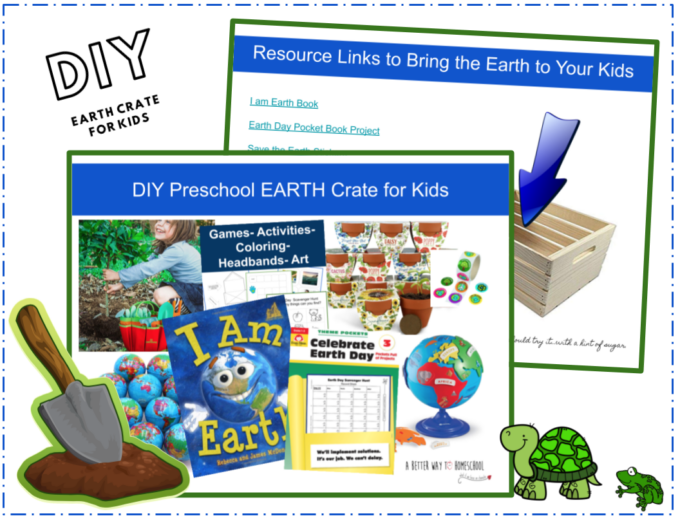 Preschool Earth Books