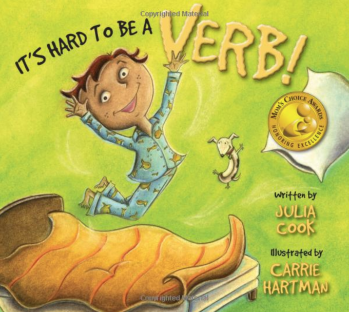 verb books for kids
