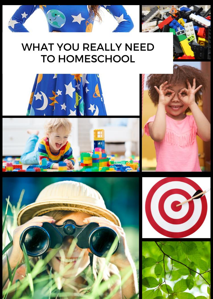 collage of kids playing, laughing, exploring