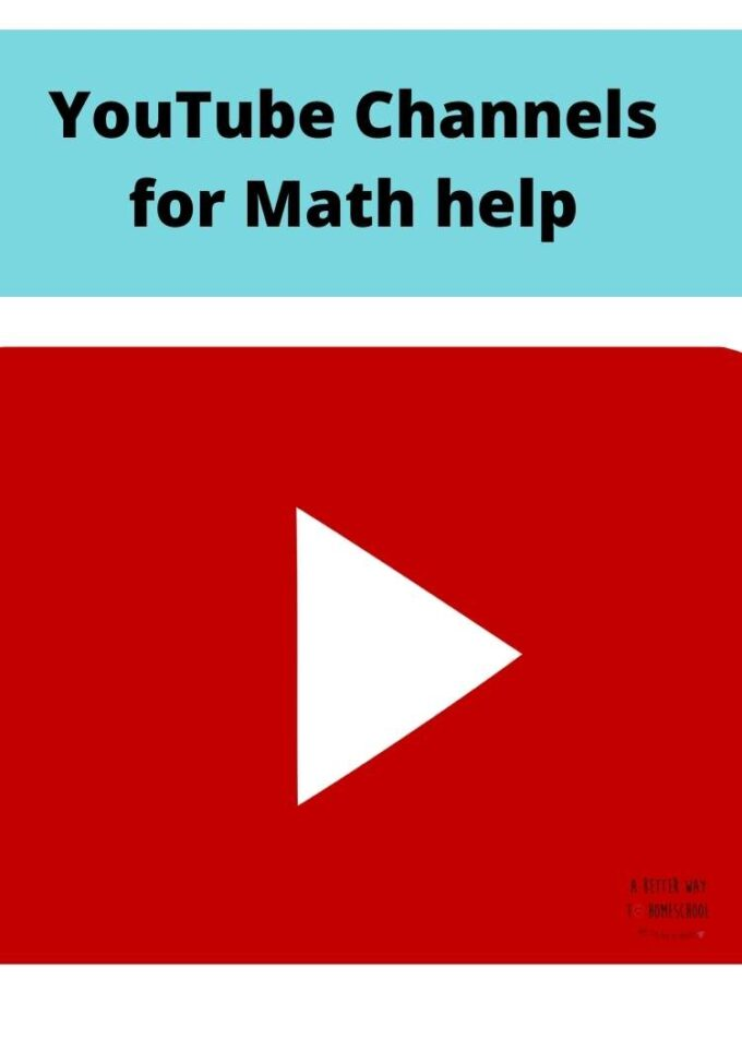 youtube channels for math help